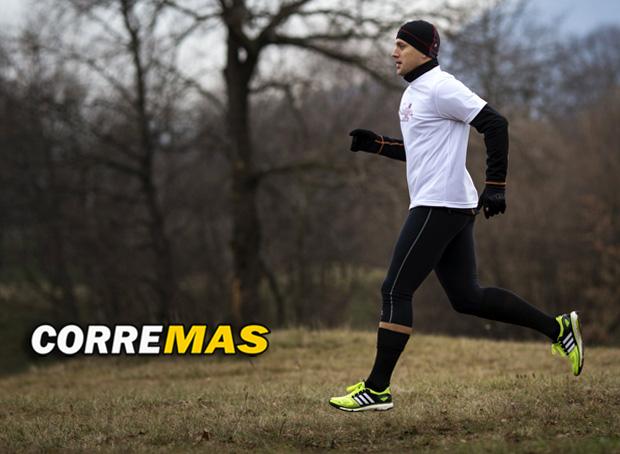 d0f5ee23be45b Ropa tecnica para correr en climas frios - Indumentaria de running - Correr  con lluvia